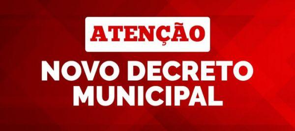 Prefeitura de Buritis emite novo Decreto