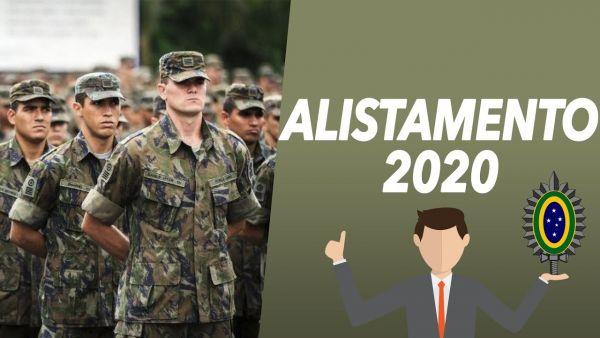 DECRETO sobre a prorrogação do prazo para a apresentação obrigatória para o alistamento militar